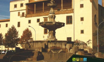 A tour of the most beautiful fountains in the center of Viterbo