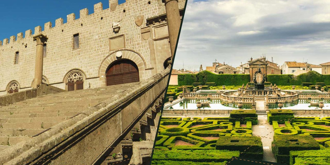 Majestic churches, magnificent palaces and elegant gardens: the Renaissance in Tuscia