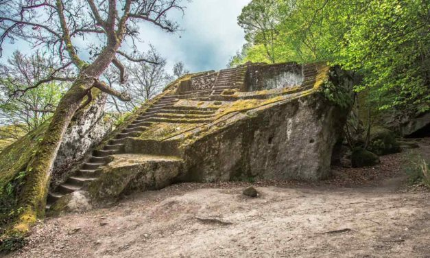 La Piramide di Bomarzo