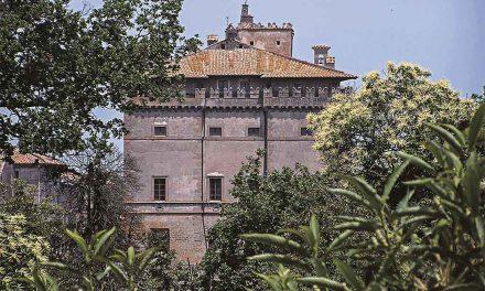 Palazzo Ruspoli di Vignanello
