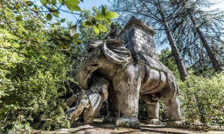Il Sacro Bosco o Parco dei Mostri di Bomarzo