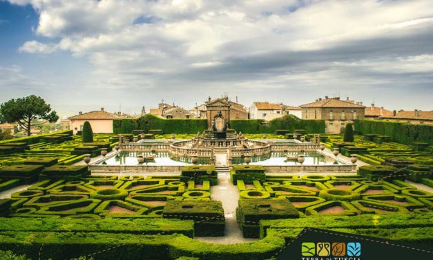 An unmissable journey through Renaissance palaces and Italian gardens